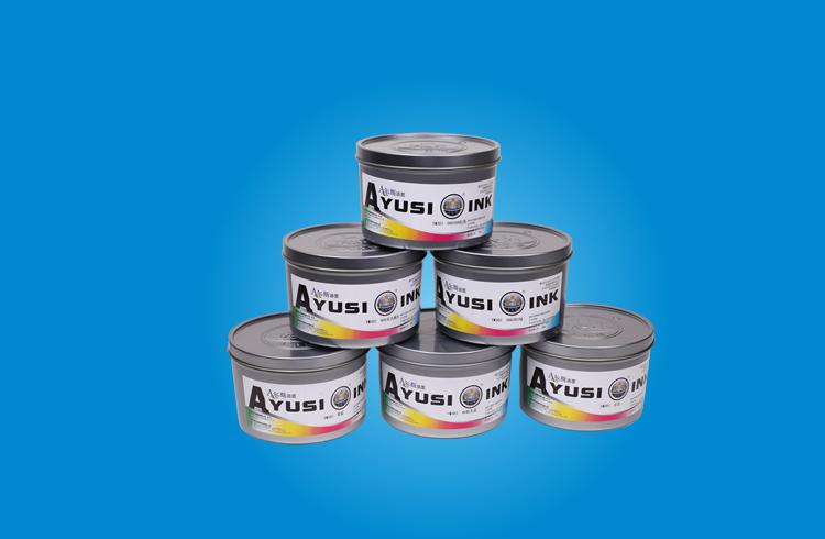 四个因素影响着油墨调色的准确度 胶印油墨厂家做详解
