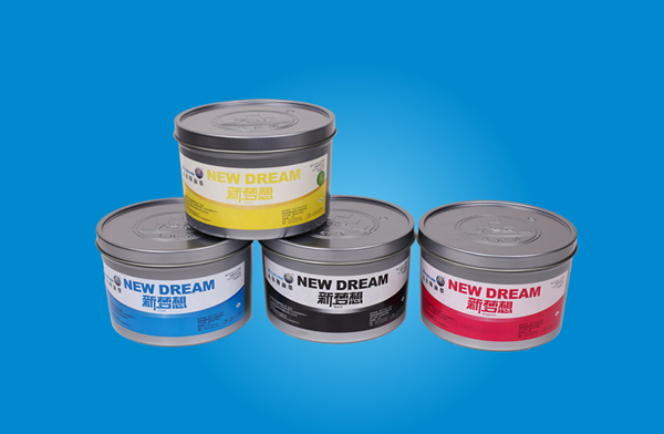 专色UV油墨的调配技巧