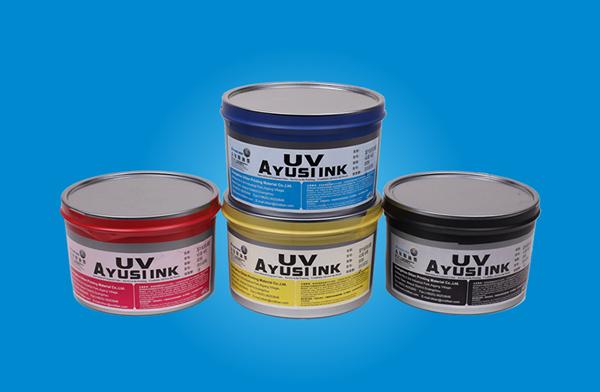 LED-UV油墨